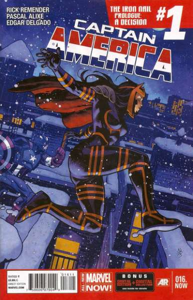 Captain America #16 Comic Books - Covers, Scans, Photos  in Captain America Comic Books - Covers, Scans, Gallery