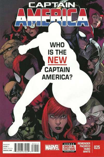 Captain America #25 Comic Books - Covers, Scans, Photos  in Captain America Comic Books - Covers, Scans, Gallery