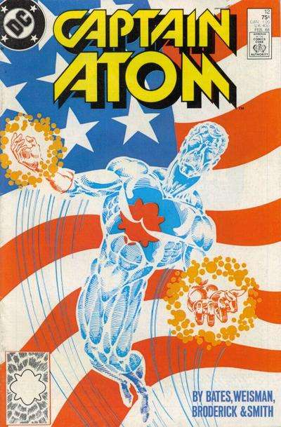 Captain Atom #12 Comic Books - Covers, Scans, Photos  in Captain Atom Comic Books - Covers, Scans, Gallery