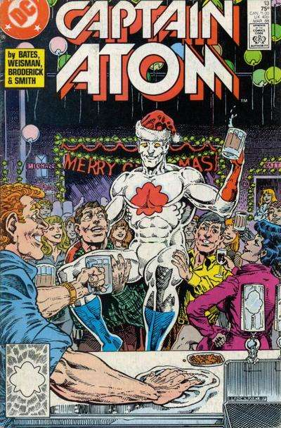 Captain Atom #13 Comic Books - Covers, Scans, Photos  in Captain Atom Comic Books - Covers, Scans, Gallery
