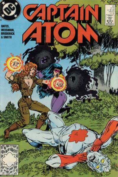 Captain Atom #22 comic books for sale