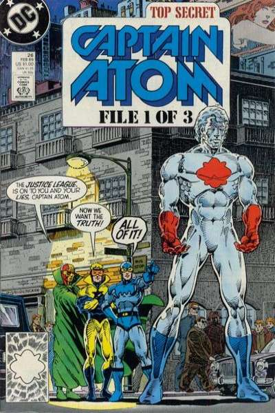 Captain Atom #26 comic books for sale