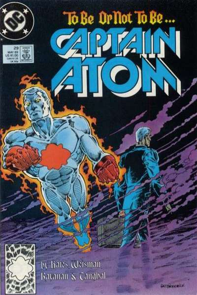 Captain Atom #29 comic books for sale