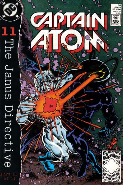 Captain Atom #30 comic books for sale