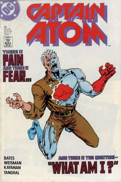 Captain Atom #32 comic books for sale