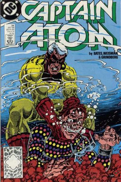 Captain Atom #34 comic books for sale