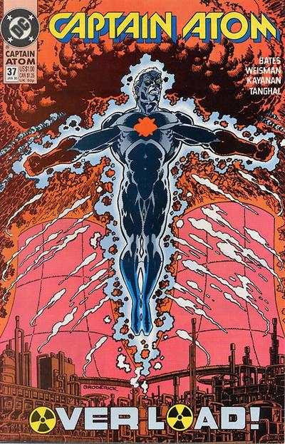 Captain Atom #37 Comic Books - Covers, Scans, Photos  in Captain Atom Comic Books - Covers, Scans, Gallery