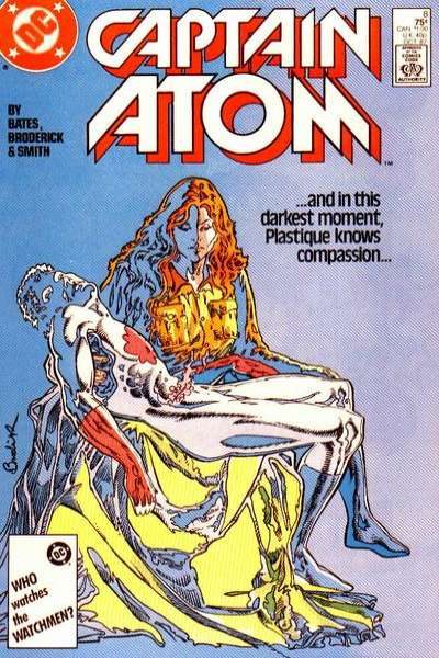 Captain Atom #8 comic books for sale