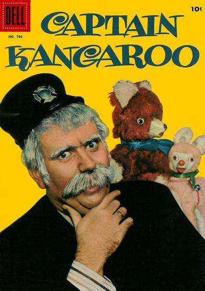Captain Kangaroo #2 Comic Books - Covers, Scans, Photos  in Captain Kangaroo Comic Books - Covers, Scans, Gallery