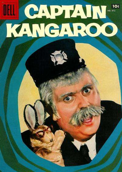 Captain Kangaroo #3 comic books - cover scans photos Captain Kangaroo #3 comic books - covers, picture gallery