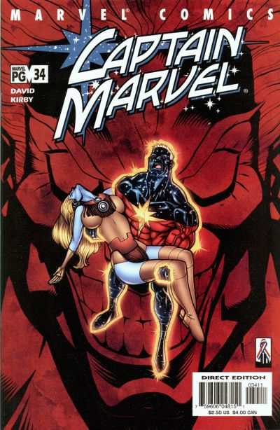 Captain Marvel #34 comic books for sale