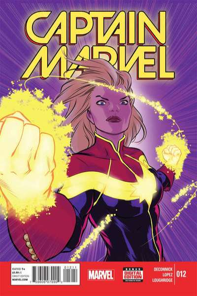 Captain Marvel #12 comic books for sale