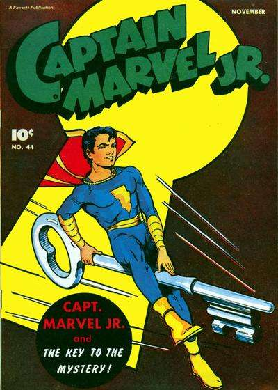 Captain Marvel Jr. #44 comic books for sale