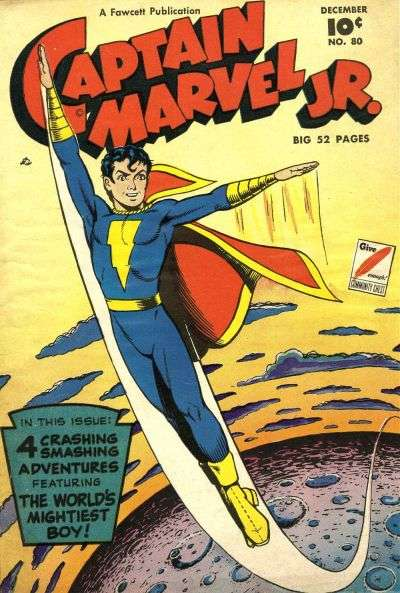 Captain Marvel Jr. #85 comic books for sale