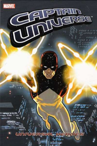 Captain Universe: Universal Heroes comic books