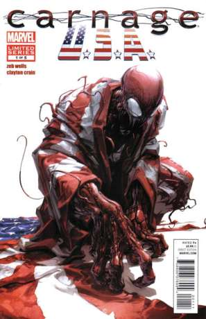 Carnage U.S.A. comic books