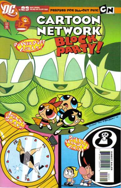 Cartoon Network Block Party #23 comic books - cover scans photos Cartoon Network Block Party #23 comic books - covers, picture gallery