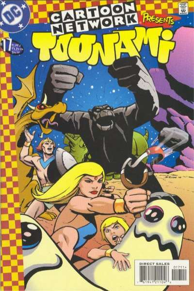 Cartoon Network Presents #17 comic books for sale