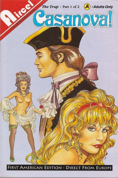 Casanova #3 Comic Books - Covers, Scans, Photos  in Casanova Comic Books - Covers, Scans, Gallery