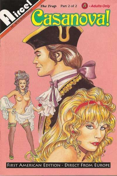 Casanova #4 Comic Books - Covers, Scans, Photos  in Casanova Comic Books - Covers, Scans, Gallery