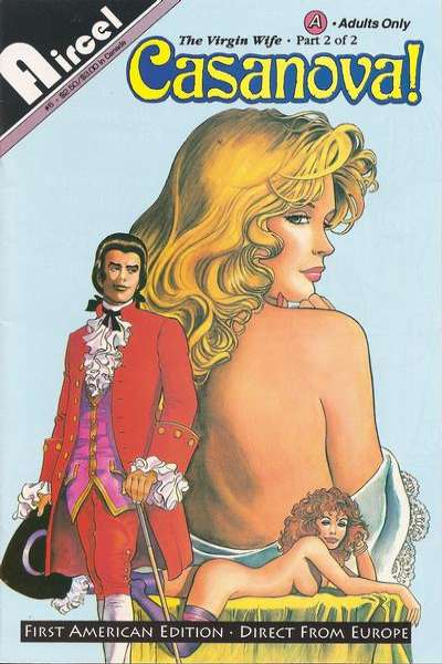 Casanova #6 Comic Books - Covers, Scans, Photos  in Casanova Comic Books - Covers, Scans, Gallery