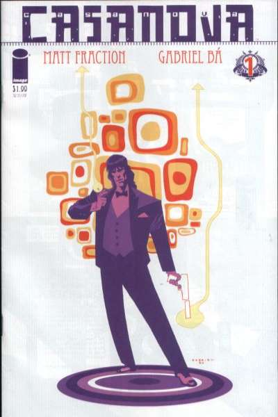 Casanova #1 comic books for sale