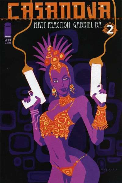 Casanova #2 comic books for sale