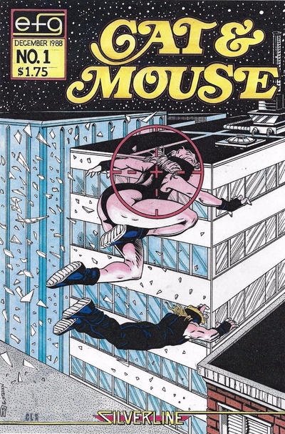 Cat & Mouse #1 comic books for sale