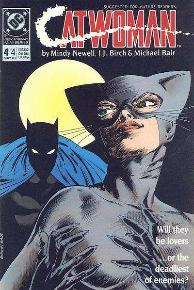 Catwoman #4 comic books - cover scans photos Catwoman #4 comic books - covers, picture gallery