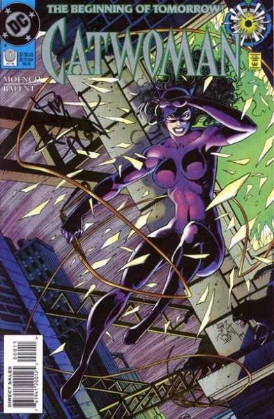 Catwoman #0 comic books - cover scans photos Catwoman #0 comic books - covers, picture gallery