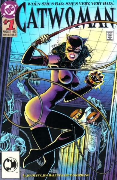 Catwoman #1 comic books - cover scans photos Catwoman #1 comic books - covers, picture gallery