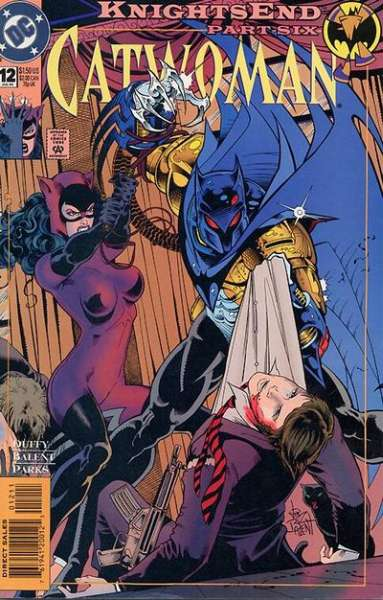 Catwoman #12 comic books for sale