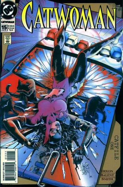 Catwoman #15 comic books - cover scans photos Catwoman #15 comic books - covers, picture gallery