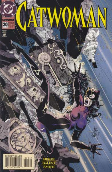 Catwoman #20 comic books - cover scans photos Catwoman #20 comic books - covers, picture gallery