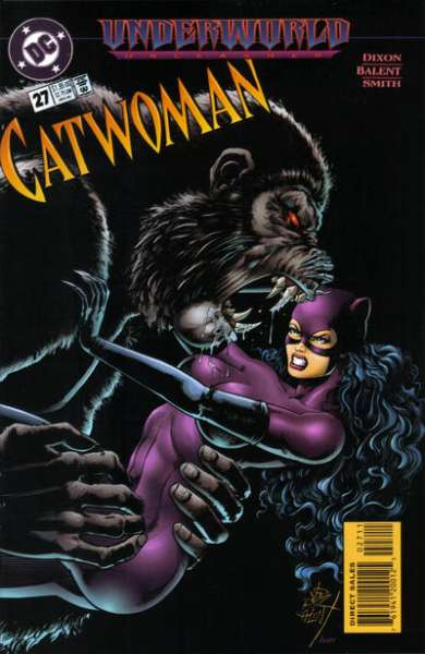 Catwoman #27 comic books - cover scans photos Catwoman #27 comic books - covers, picture gallery