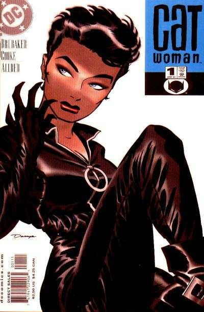 Catwoman #1 Comic Books - Covers, Scans, Photos  in Catwoman Comic Books - Covers, Scans, Gallery