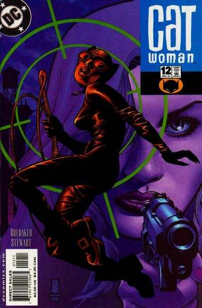 Catwoman #12 Comic Books - Covers, Scans, Photos  in Catwoman Comic Books - Covers, Scans, Gallery