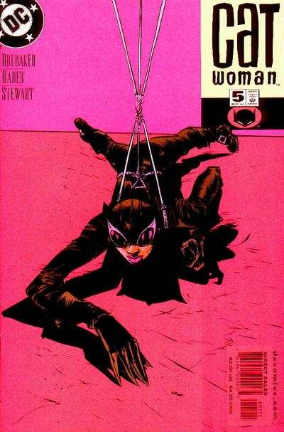 Catwoman #5 comic books - cover scans photos Catwoman #5 comic books - covers, picture gallery