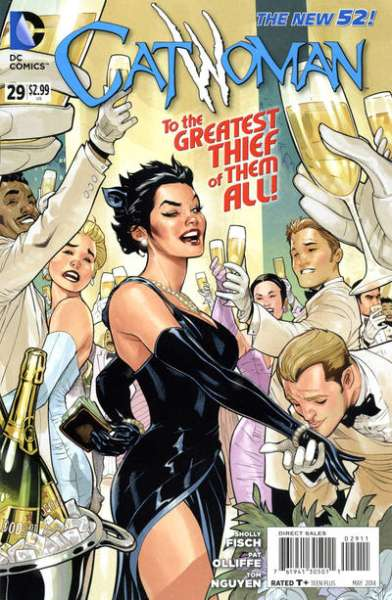 Catwoman #29 Comic Books - Covers, Scans, Photos  in Catwoman Comic Books - Covers, Scans, Gallery