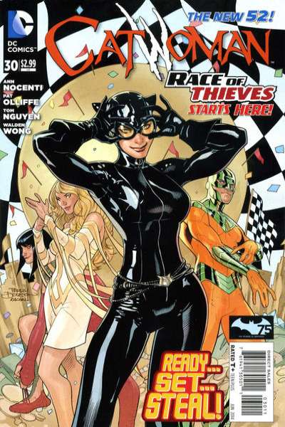 Catwoman #30 Comic Books - Covers, Scans, Photos  in Catwoman Comic Books - Covers, Scans, Gallery