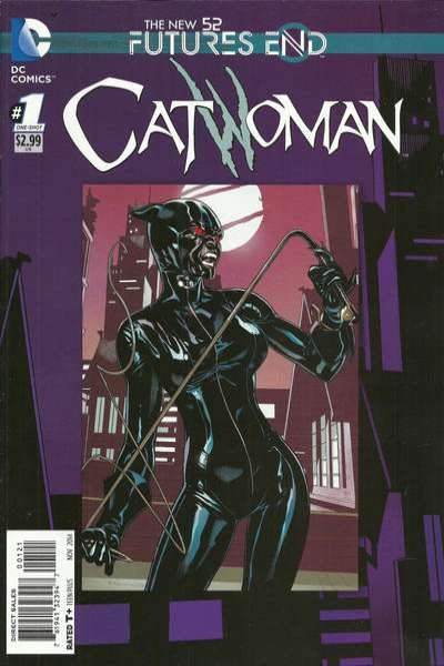 Catwoman: Futures End Comic Books. Catwoman: Futures End Comics.