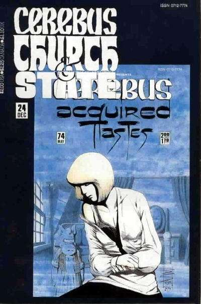Cerebus: Church & State #24 Comic Books - Covers, Scans, Photos  in Cerebus: Church & State Comic Books - Covers, Scans, Gallery