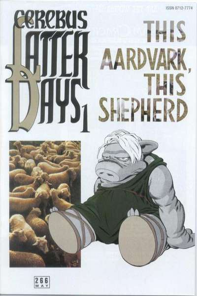 Cerebus the Aardvark #266 comic books for sale