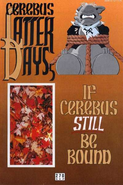 Cerebus the Aardvark #270 comic books for sale