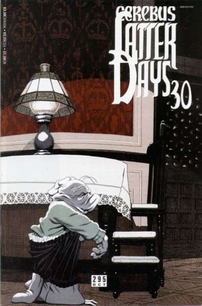 Cerebus the Aardvark #295 comic books for sale