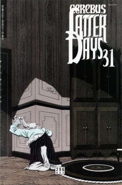 Cerebus the Aardvark #296 comic books for sale