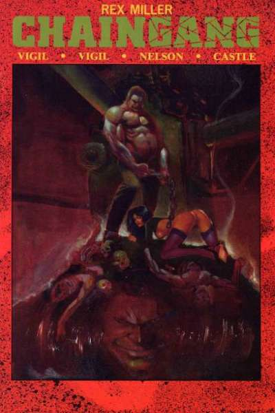 Chaingang #2 comic books for sale
