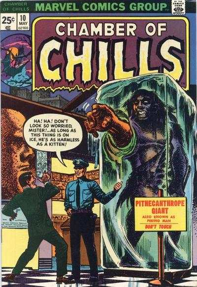 Chamber of Chills #10 comic books for sale