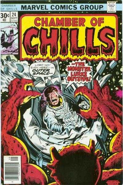 Chamber of Chills #24 Comic Books - Covers, Scans, Photos  in Chamber of Chills Comic Books - Covers, Scans, Gallery