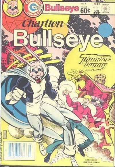 Charlton Bullseye #6 Comic Books - Covers, Scans, Photos  in Charlton Bullseye Comic Books - Covers, Scans, Gallery